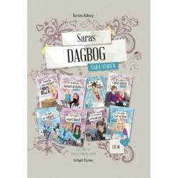 Saras Dagbog: Sara serien Samlebind