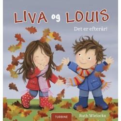 Liva og Louis. Det er efterår!