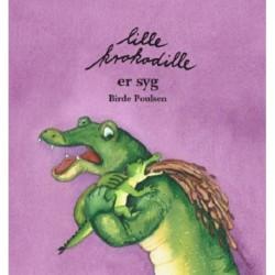 Lille Krokodille er syg