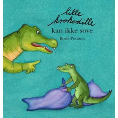 Lille Krokodille kan ikke sove