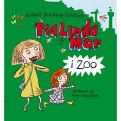 Pia Linda og mor i zoo