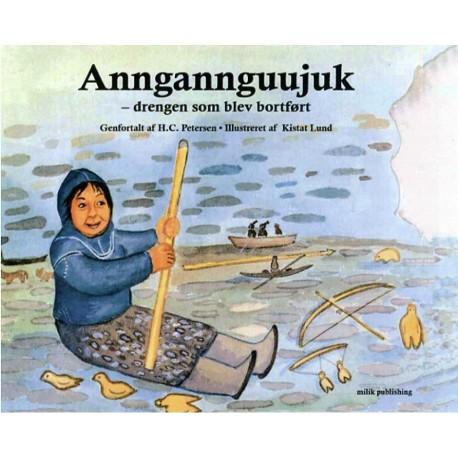 Anngannguujuk: Drengen som blev bortført