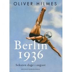 Berlin 1936: Seksten dage i august