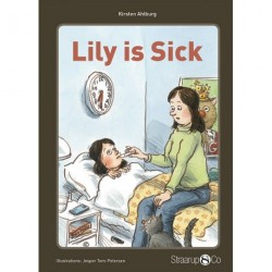 Lily is Sick (med gloser)