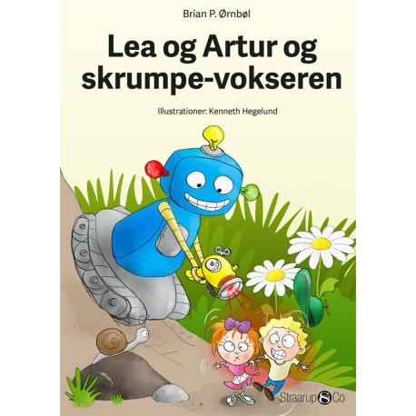 Lea og Artur og skrumpe-vokseren