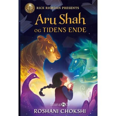 Aru Shah og tidens ende