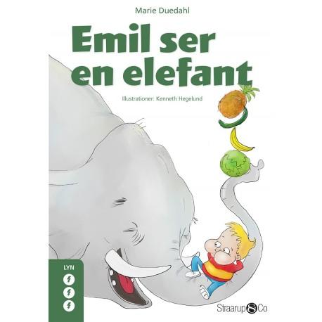 Emil ser en elefant