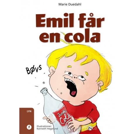 Emil får en cola