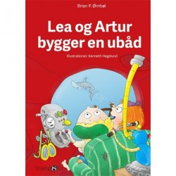 Lea og Artur bygger en ubåd