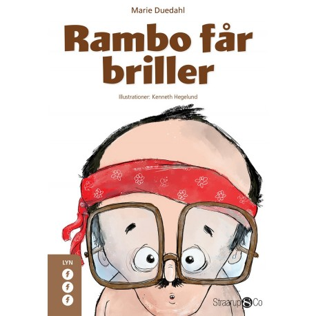 Rambo får briller