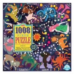 Puslespil 1000 brikker - Zodiac: eeBoo