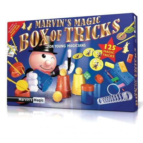 Marvin's tryllesæt med 125 tricks: Marvins Magic