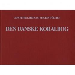 Den danske koralbog - melodisamling til Den danske salmebog - i 4-stemmig udsættelse