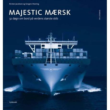 Majestic Mærsk: 32 døgn på verdens største skib.