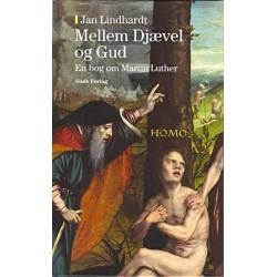 Mellem djævel og Gud: En bog om Martin Luther