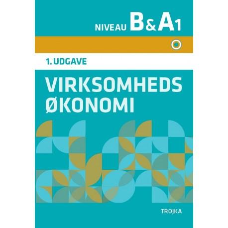 Virksomhedsøkonomi niveau B. A1, bind 1 - Grundbog