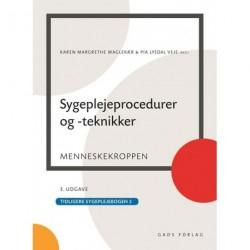 Sygeplejeprocedurer og teknikker