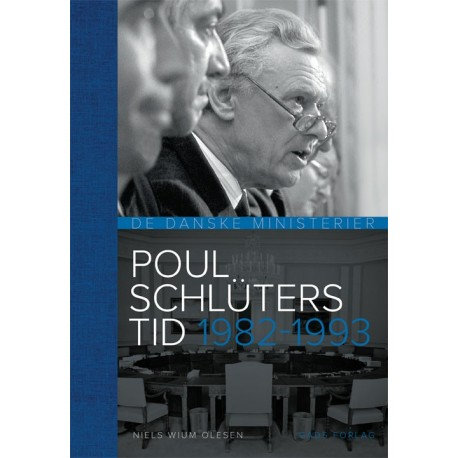 Poul Schlüters tid: De Danske Ministerier 1982-1993