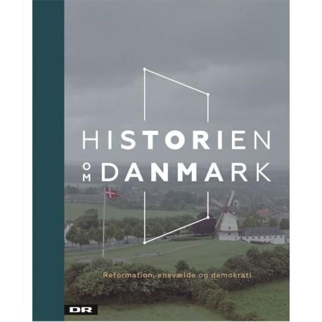 Historien om Danmark - bind 2: Udgives i samarbejde med DR