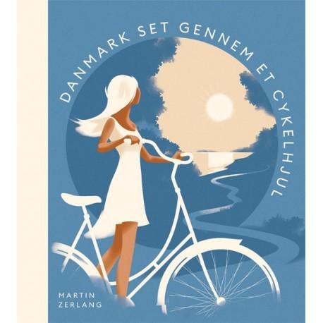 Danmark set gennem et cykelhjul