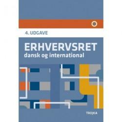 Erhvervsret, dansk og international