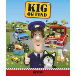 Postmand Per; Kig og find