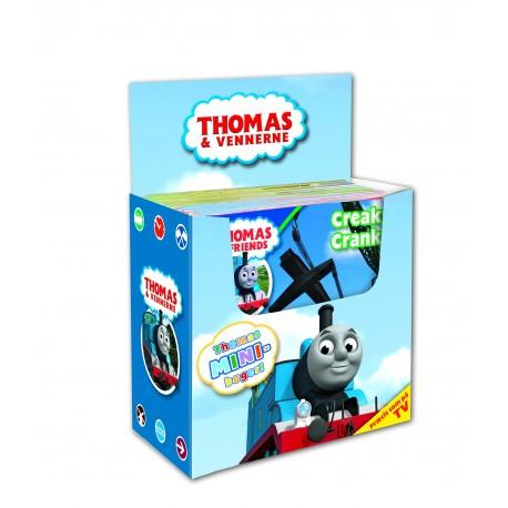 Thomas tog mini display: 4 titler á  5 bøger