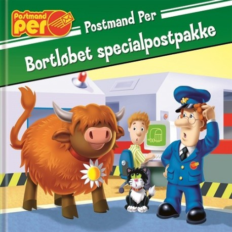Bortløbet Specialpakke: Postmand Per