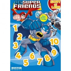 DC Superfriends: Sjovt at lære: Tal og regnestykker