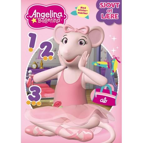 Angelina: Sjovt at lære 123