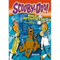 Scooby-Doo: Male- og aktivitetsbog