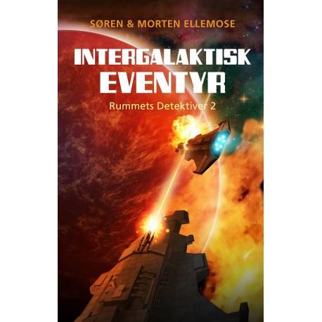 Intergalaktisk eventyr: Rummets Detektiver 2