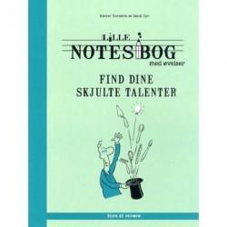 Lille notesbog med øvelser - Find dine skjulte talenter