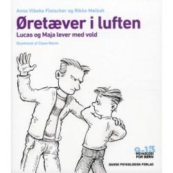 Øretæver i luften: Lucas og Maja lever med vold