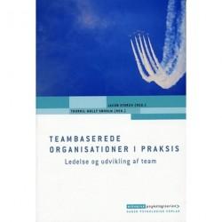 Teambaserede organisationer i praksis: Ledelse og udvikling af team
