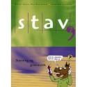 STAV 7 - Elevens bog, 4. udgave: Stavning og grammatik for 7. klasse