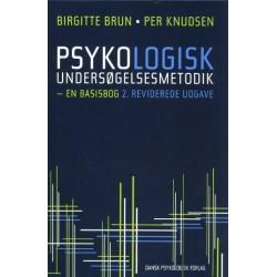 Psykologisk undersøgelsesmetodik: En basisbog