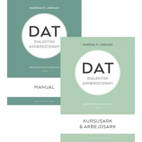 DAT - Dialektisk Adfærdsterapi. Færdighedstræning: DAT Manual / DAT Kursusark & Arbejdsark
