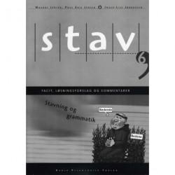 STAV 6 - Facit, løsningsforslag og kommentarer, 6. udgave