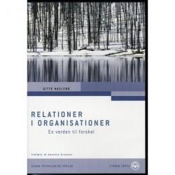 Relationer i organisationer - LYDBOG: Lydbog