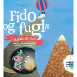 Fido og Fugls forunderlige rejse: Yoga og mindfulnessøvelser for børn