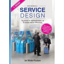 Grundbog i Servicedesign: Tag ansvar for kundeoplevelsen, og få succes med en virksomhed