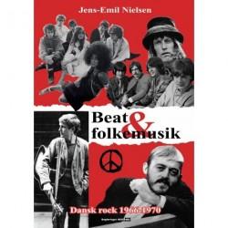 Beat og folkemusik: Dansk rock 1966-1970