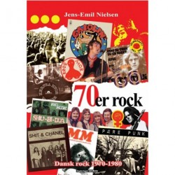 70´er rock: Dansk rock 1970-1980
