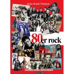 80´er rock: Dansk rock 1980-1990