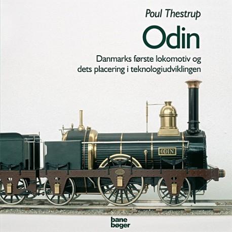 Odin: Danmarks første lokomotiv og dets placering i teknologiudviklingen