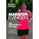 MARATONKVINDEN: 366 maratonløb på 365 dage