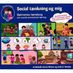 Social tænkning og mig 1: Børnenes lærebog