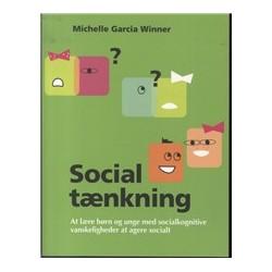 Social tænkning: At lære børn og unge med socialkognitive vanskeligheder