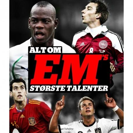 Alt om EM's største talenter